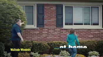 Wallside Windows TV Spot, 'It's Time: Half Off Every Window' - Thumbnail 3