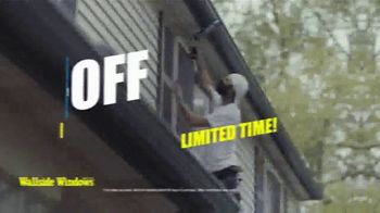 Wallside Windows TV Spot, 'It's Time: Half Off Every Window' - Thumbnail 5