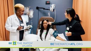 Be The Match Atlanta TV Spot, 'You Have the Power' - Thumbnail 1