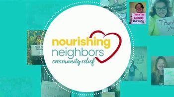 Albertsons TV Spot, 'Nourishing Neighbors Community Relief: Different' - Thumbnail 8