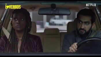 Netflix TV Spot, 'The Lovebirds' Songs by Foreigner, Missy Elliott - Thumbnail 2