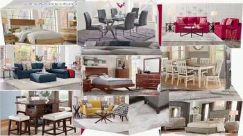 Rooms to Go Memorial Day Sale TV Spot, 'Cindy Crawford Home Three-Piece Sectional' - Thumbnail 3