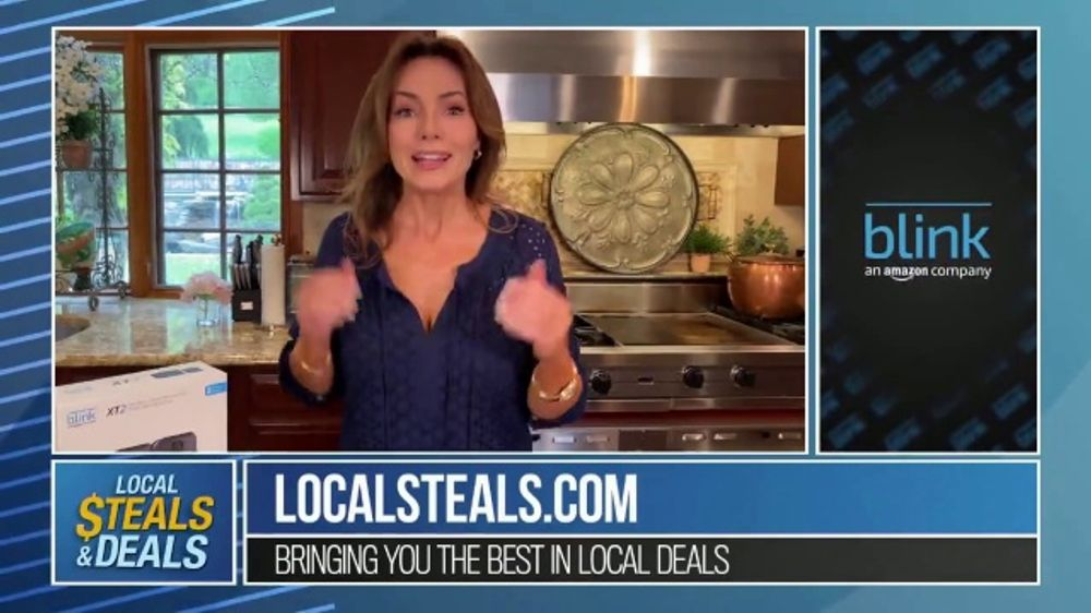Local Steals & Deals TV Commercial, 'Home Security: Blink'