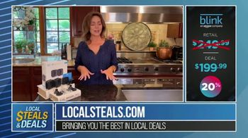 Local Steals & Deals TV Spot, 'Home Security: Blink' - Thumbnail 10