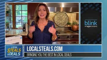 Local Steals & Deals TV Spot, 'Home Security: Blink' - 2 commercial airings