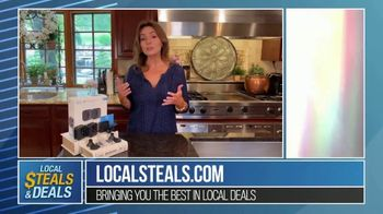 Local Steals & Deals TV Spot, 'Home Security: Blink' - Thumbnail 7