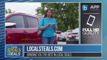 Local Steals & Deals TV Spot, 'Home Security: Blink' - Thumbnail 8