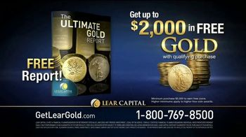 Lear Capital TV Spot, 'Amazing Offer: Gold'