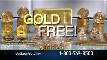 Lear Capital TV Spot, 'Amazing Offer: Gold' - Thumbnail 2
