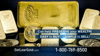Lear Capital TV Spot, 'Amazing Offer: Gold' - Thumbnail 3
