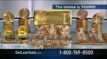 Lear Capital TV Spot, 'Amazing Offer: Gold' - Thumbnail 5