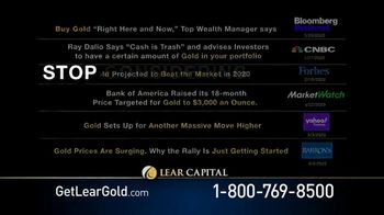 Lear Capital TV Spot, 'Amazing Offer: Gold' - Thumbnail 6