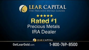 Lear Capital TV Spot, 'Amazing Offer: Gold' - Thumbnail 7