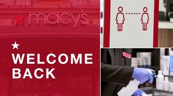 Macy's TV Spot, 'Welcome Back' - Thumbnail 2