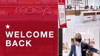 Macy's TV Spot, 'Welcome Back' - Thumbnail 4