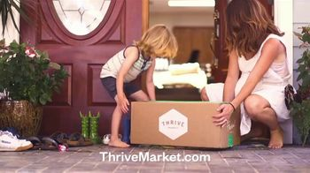 Thrive Market TV Spot, \'Organic and Non-GMO Products\'