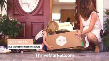 Thrive Market TV Spot, 'Organic and Non-GMO Products' - Thumbnail 2
