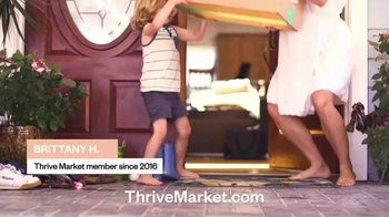 Thrive Market TV Spot, 'Organic and Non-GMO Products' - Thumbnail 3