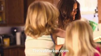 Thrive Market TV Spot, 'Organic and Non-GMO Products' - Thumbnail 4