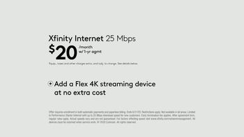XFINITY Internet TV Spot, 'Endless Entertainment: $20' - Thumbnail 8