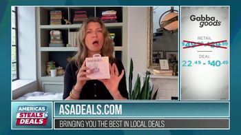 America's Steals & Deals TV Spot, 'Blink Security Camera and Gabba Goods' Featuring Genevieve Gorder - Thumbnail 10