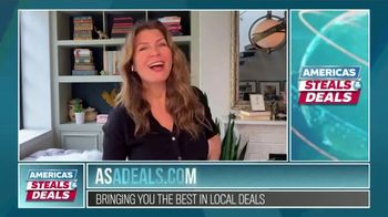 America's Steals & Deals TV Spot, 'Blink Security Camera and Gabba Goods' Featuring Genevieve Gorder - Thumbnail 2