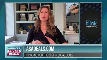 America's Steals & Deals TV Spot, 'Blink Security Camera and Gabba Goods' Featuring Genevieve Gorder - Thumbnail 3
