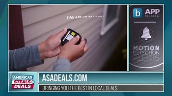 America's Steals & Deals TV Spot, 'Blink Security Camera and Gabba Goods' Featuring Genevieve Gorder - Thumbnail 4