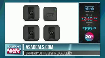 America's Steals & Deals TV Spot, 'Blink Security Camera and Gabba Goods' Featuring Genevieve Gorder - Thumbnail 6