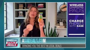 America's Steals & Deals TV Spot, 'Blink Security Camera and Gabba Goods' Featuring Genevieve Gorder - Thumbnail 8