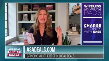 America's Steals & Deals TV Spot, 'Blink Security Camera and Gabba Goods' Featuring Genevieve Gorder - Thumbnail 9
