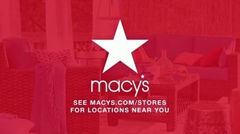 Macy's Memorial Day Sale TV Spot, '40 to 70 Percent: Home Updates & Diamonds' - Thumbnail 5