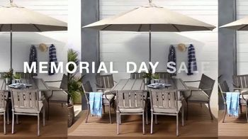 Macy's Memorial Day Sale TV Spot, '40 to 70 Percent: Home Updates & Diamonds' - Thumbnail 1