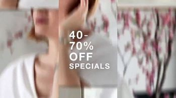 Macy's Memorial Day Sale TV Spot, '40 to 70 Percent: Home Updates & Diamonds' - Thumbnail 2