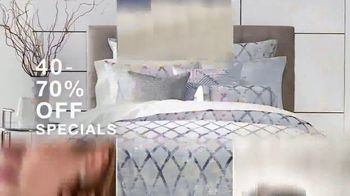 Macy's Memorial Day Sale TV Spot, '40 to 70 Percent: Home Updates & Diamonds' - Thumbnail 3