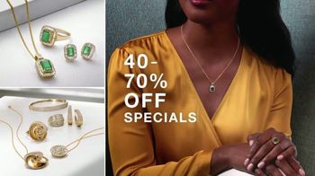 Macy's Memorial Day Sale TV Spot, '40 to 70 Percent: Home Updates & Diamonds'
