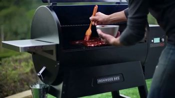 Traeger Pellet Grills, LLC TV Spot, 'Something Delicious'