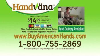 Handvana American Hands TV Spot, 'COVID-19: Intensive Repair Cream' - Thumbnail 10