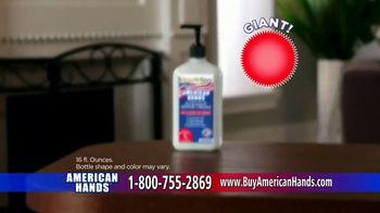 Handvana American Hands TV Spot, 'COVID-19: Intensive Repair Cream' - Thumbnail 7