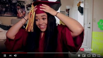 YouTube TV Spot, 'Celebrating the Class of 2020: Graduate With Me' - Thumbnail 4