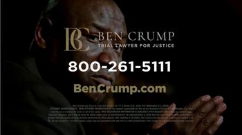 Ben Crump Law TV Spot, 'Unexpected and Unthinkable' - Thumbnail 8