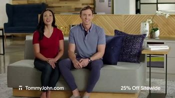 Tommy John TV Spot, 'Father's Day: 25 Percent Off Sitewide' - Thumbnail 1