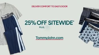Tommy John TV Spot, 'Father's Day: 25 Percent Off Sitewide' - Thumbnail 9