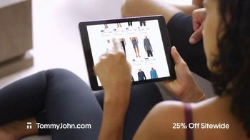 Tommy John TV Spot, 'Father's Day: 25 Percent Off Sitewide' - Thumbnail 6