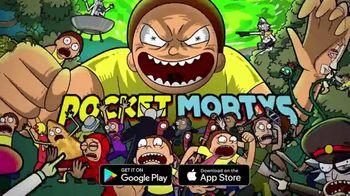 Pocket Mortys TV Spot, 'New Avatars: Brake Fluid Morty, Drone Morty and Ricklet King Jerry' - Thumbnail 7
