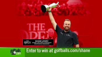 Golfballs.com TV Spot, 'Golf Trip With Shane Lowry'