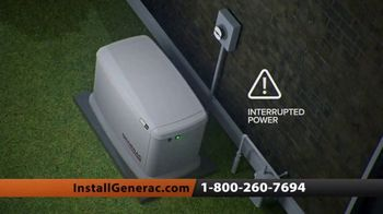 Generac Power Up Dallas Sales Event TV Spot, 'Life Goes On' - Thumbnail 4