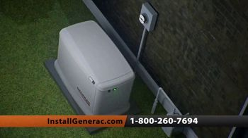 Generac Power Up Dallas Sales Event TV Spot, 'Life Goes On' - Thumbnail 5