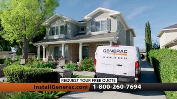 Generac Power Up Dallas Sales Event TV Spot, 'Life Goes On' - Thumbnail 8