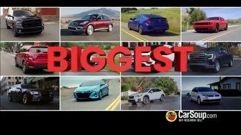 CarSoup.com TV Spot, 'A Buyer's Market' - Thumbnail 4